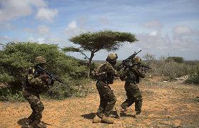 Per susirėmimus prie Somalio ir Kenijos sienos žuvo devyni žmonės