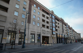 Dėl Seimo viešbučio atsisakymo bus sprendžiama pavasarį, sako V.Čmilytė-Nielsen