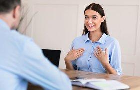 Kaip parengti gyvenimo aprašymą, kuris taptų bilietu į darbo pokalbį?