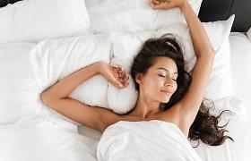 Jau pamiršote, ką reiškia miegoti kaip kūdikiui? Metas tai sugrąžinti!