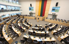 Seimas iš naujo svarstys įstatymą, kuriuo atveriamas kelias partijoms valdyti žiniasklaidą