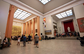 Vytauto Didžiojo karo muziejus mini šimtmetį
