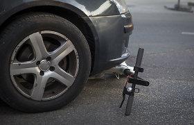 Požiūrį į eismo saugumą pakeitė susidūrimas su paspirtuku