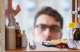 """Vaistininkas apie šiuolaikinius pacientus: """"Klauso kaimyno, o atsargas naujai savaitei ruošiam pagal sveikatos laidų turinį"""""""