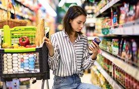 Maisto kokybės specialistė: kuo mažiau produkte sudėtinių dalių, tuo geriau