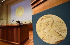 Nobelio fondas: Nobelio premijų teikimo ceremoniją pakeis televizinis renginys