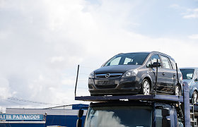 Kodėl automobilių registracijos mokestis nepakeitė naudotų automobilių rinkos?