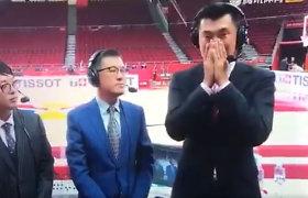 Dramatiškos emocijos – po pralaimėjimo Lenkijai Kinijos komentatorius nesulaikė ašarų