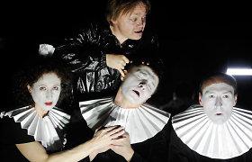"""Užsienio kritikų išgirtas O.Koršunovo """"Hamletas"""" sausį sugrįžta į Kauną"""
