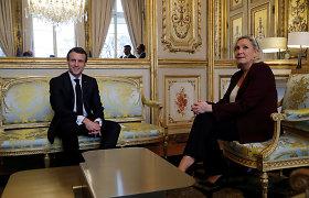 Prancūzijos prezidento rinkimai vyks balandžio 10 ir 24 dienomis