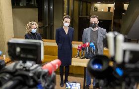 """Valdantieji bandys taikytis su """"valstiečiais"""": atiduos Seimo vicepirmininko postą?"""