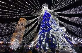 Vilnius rengiasi kuklesniam Kalėdų šventimui, Kaunas ir Klaipėda veržtis neskuba