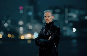 Nemokamame koncerte Vilniuje Nėrius Pečiūra pristatys naują albumą