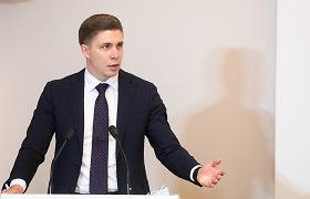 VTEK: M.Sinkevičius ir jo pavaduotoja B.Gailienė į interesų konfliktą nepateko