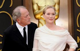 Meryl Streep ir jos vyro daugiau nei 40 metų trunkanti meilės istorija: kodėl apie ją aktorė nekalba?