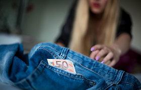 Klaipėdos pareigūnų reidas: įkliuvo šešios prostitutės ir vienas klientas