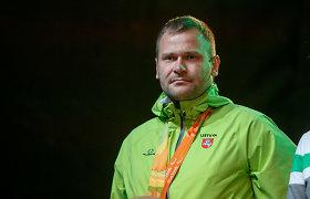 Paskirstytos premijos Rio sėkmingai pasirodžiusiems olimpiečiams ir parolimpiečiams