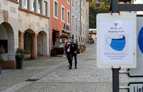 Vokietijoje vartotojų kainų augimas vasarį spartėjo