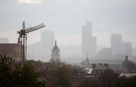 """""""Už kiek galėčiau įsigyti būstą"""": kaip keitėsi naujų butų kainos 18-oje Vilniaus rajonų"""