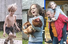 6 vaikų tėtis Vygaudas: apie amžiną chaosą ir gudrybę, kaip visiems atseikėti dėmesio