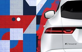 """Naujas veidas """"Jaguar"""" šeimoje: E-PACE"""
