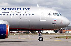 """Rusijos """"Aeroflot"""" pernai patyrė 1,4 mlrd. eurų nuostolį"""