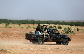 Nigeryje ginkluoti užpuolikai nužudė apie 100 civilių gyventojų