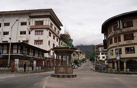 Butanas per kiek daugiau nei savaitę pirmąja vakcinos doze paskiepijo 60 proc. gyventojų