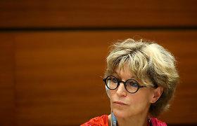 Saudo Arabijos pareigūnas neigia grasinęs nužudyti JT tyrėją