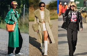 Pasiruoškime vėstantiems orams: paltų, švarkų ir striukių tendencijos
