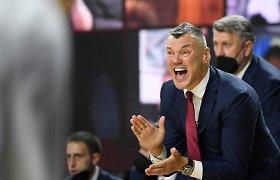 """Įspūdingu spurtu """"Real"""" nokautavusi Šaro """"Barca"""" – per žingsnį nuo Ispanijos lygos titulo"""