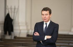 R.Kurlianskis: J.Basanavičiaus paminklu rūpinausi ne aš, o R.Raulynaitis
