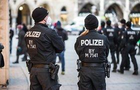 Vokietijoje septyni žmonės gydomi po numanomo tyčinio apnuodijimo universitete