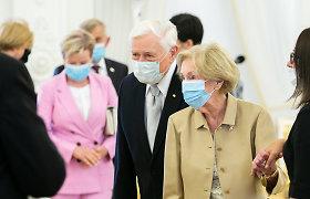 Sušlubavo Almos Adamkienės sveikata: ji guli ligoninėje