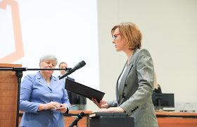 Vilniaus savivaldybės administracijos direktoriaus pavaduotojos pareigoms bus teikiama D.Meiželytė