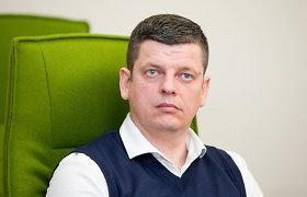 """Vienas """"Utenio"""" vadovų apie situaciją Lietuvos futbole: pergalės gali būti ne tik švieslentėje"""