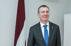 Latvijos URM vadovas: netoleruosime mėginimų perrašyti istoriją