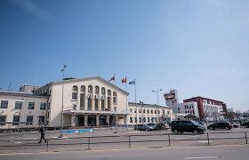 Už melagingą pranešimą apie sprogmenį lagamine vyrui gresia 2800 eurų bauda