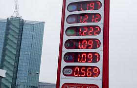 Degalų kainos pasuko aukštyn – analitikai aiškinasi priežastis