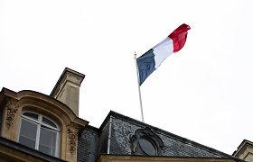Baltarusija išsiuntė Prancūzijos ambasadorių