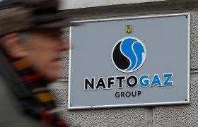 """ES """"rimtai susirūpinusi"""" dėl Kijevo sprendimo atleisti """"Naftogaz"""" vadovą"""