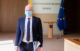 A.Veryga tapo naujuoju LVŽS frakcijos Seime seniūnės pavaduotoju: pakeitė T.Tomiliną