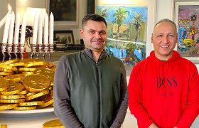 Izraelio ambasadorius apie Chanukos tradicijas ir istoriją