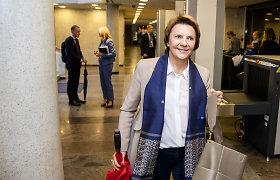 Lietuvos viešbučių ir restoranų asociacijos vadovė E.Šiškauskienė: valdžia mus išgirdo