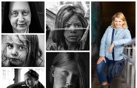Fotomenininkė V.Antanavičiūtė – už grožį be filtrų, bet vertina gerą glamūrą