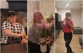 Nuo ydingų santykių į Nyderlandus pabėgusi Jelena dar atsikratė ir 55 kg: šiandien ragina moteris nedaryti jos klaidų