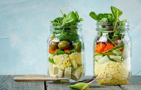 """Taupome laiką virtuvėje su maisto """"paruoštukais"""": kokie produktai tinka, kaip ruošti ir kam naudoti"""