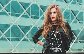 """Atlikėja Otreya pristato liepsnojančią dainą """"Flames"""" ir vaizdo klipą"""