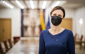 V.Čmilytė-Nielsen – apie pirmuosius Seimo darbo mėnesius, koronaviruso plitimą ir kas laukia toliau