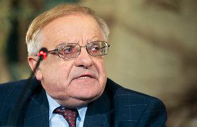 V.Radžvilas: mūsų partijai priklauso ateitis
